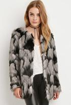 Forever21 Shaggy Faux Fur Coat