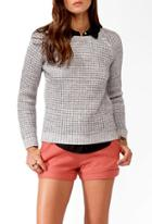 Love21 Classic Waffle Knit Sweater