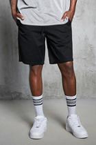 Forever21 Canvas Drawstring Shorts