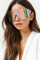 Forever21 Seamless Visor Sunglasses