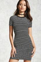 Forever21 Striped Mini Dress