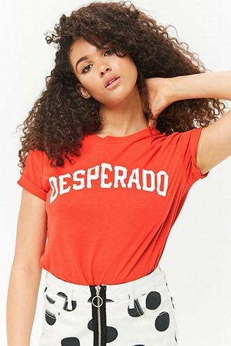 Forever21 Desperado Graphic Tee