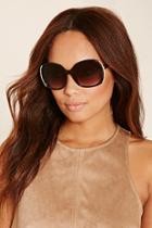 Forever21 Metal Square Sunglasses