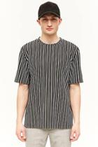 Forever21 Vertical Striped Tee