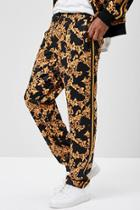 Forever21 Baroque Print Track Pants