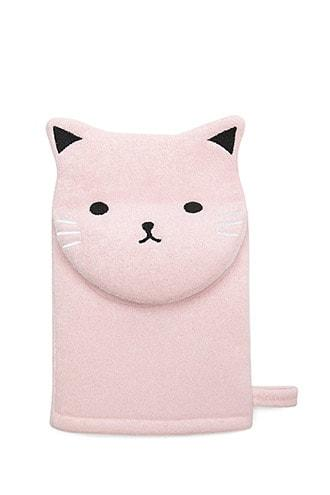 Forever21 Kitten Exfoliating Bath Glove
