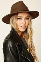 Forever21 Felt Fedora Hat