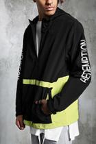 Forever21 Redemption Colorblock Jacket