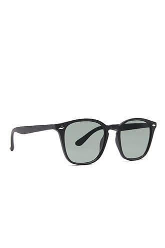 Forever21 Men Tinted Square Sunglasses