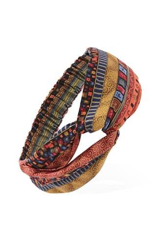 Forever21 Tribal-inspired Print Headwrap