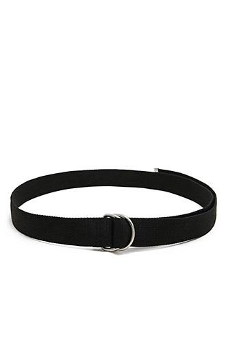 Forever21 D-ring Canvas Belt