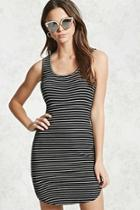 Forever21 Striped Tank Dress