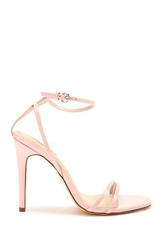 Forever21 Ankle-strap Stiletto Sandals