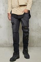 21 Men Men's  Slim-fit Distressed Jeans