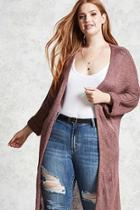 Forever21 Plus Size Duster Cardigan