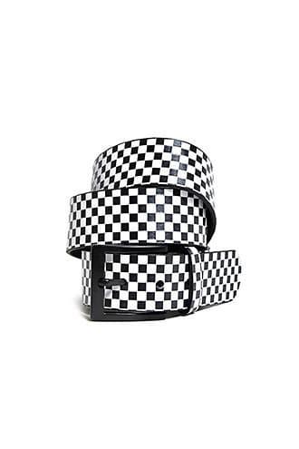 Forever21 Men Checkered Belt
