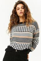 Forever21 Multi-patterned Sweater