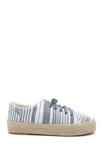 Forever21 Low-top Espadrille Sneakers