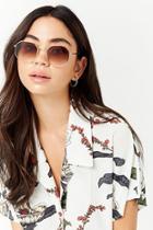 Forever21 Gradient Lens Sunglasses