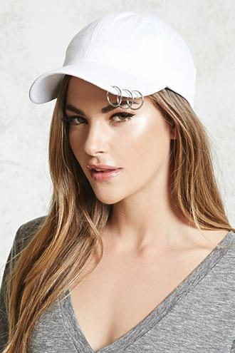 Forever21 O-ring Baseball Hat