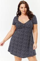 Forever21 Plus Size Ditsy Floral Dress
