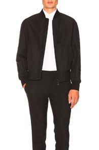 Neil Barrett Bomber Jacket In Black