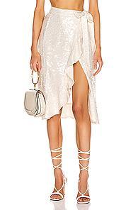 Beau Souci Sienne Skirt In White