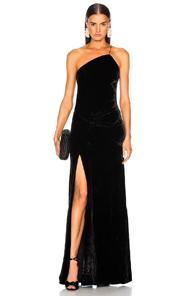 Cinq A Sept Liza Gown In Black