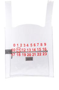 Maison Margiela Tote In White