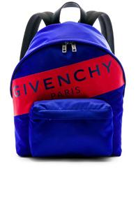 Givenchy Urban Backpack In Blue