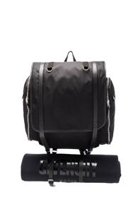 Givenchy Traveler Backpack In Black
