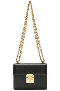 Mark Cross Caviar Zelda Bag In Black