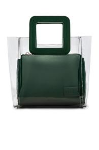Staud Mini Shirley Bag In Green