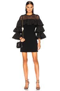 Cinq A Sept Valentina Dress In Black
