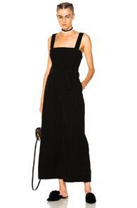 Mara Hoffman Idola Jumpsuit In Black