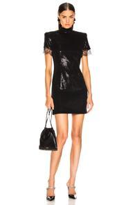 Haney Edie Dress In Black