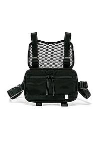 1017 Alyx 9sm Mini Chest Rig In Black
