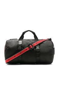 Givenchy Obsedia Light Nylon Duffel In Black