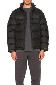 The North Face Black Box 1992 Nuptse Jacket In Black