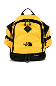 The North Face Wasatch Reissue Bag In Yellow