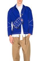 Valentino Jacket In Blue