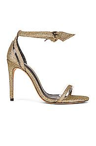 Alexandre Birman Clarita Heels In Metallic