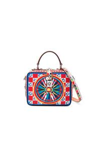 Dolce & Gabbana Dolce Soft In Checkered & Plaid,floral,red,geometric Print