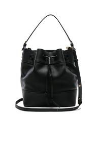 Loewe Midnight Bag In Black