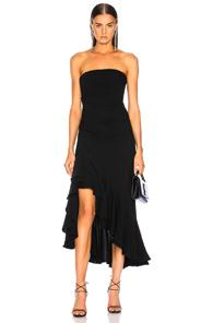Cinq A Sept Gramercy Dress In Black
