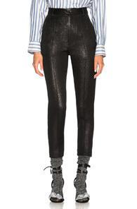 Isabel Marant Monty Trousers In Black