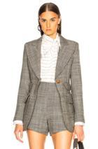 Smythe Birkin Blazer In Gray