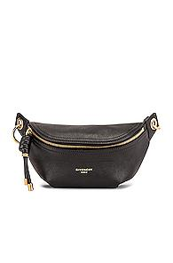 Givenchy Mini Whip Belt Bag In Black