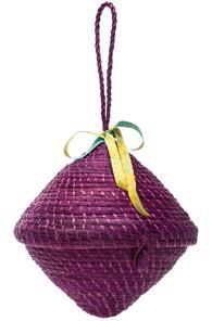 Silvia Tcherassi Taparitas Bag In Purple
