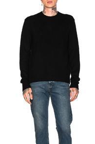 Acne Studios Peele Sweater In Black